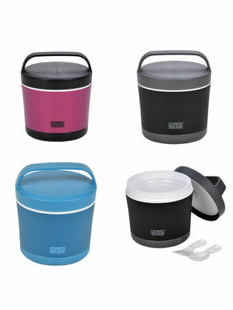 Polar Gear Microwaveable Lunch Bowl 500ml - Choose your Colour