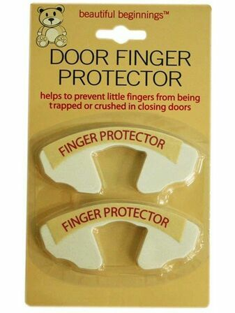 Beautiful Beggingings Door Finger protector/Jammer 2 Pack