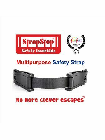 Strap Stop Multi purpose anti escape safety strap - Choose your Colour