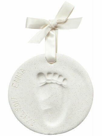Baby Art My Pure Touch Baby Hand print keepsake
