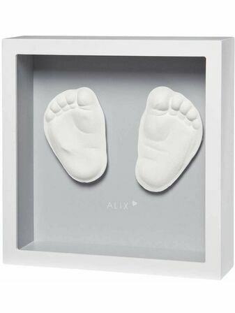 Baby Art My Little Steps Baby Foot print frame