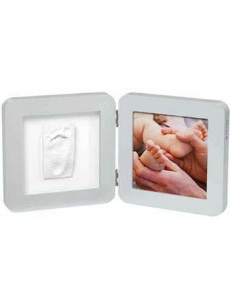 Baby Art My Baby Touch 1 Print Hand footprint photo frame