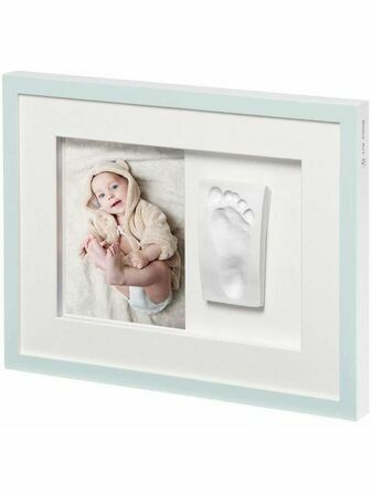 Baby Art Tiny Style Crystalline Baby Photo Frame
