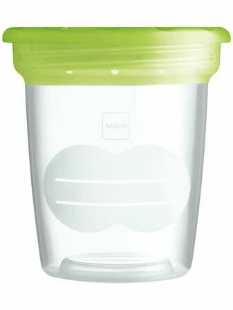 MAM Milk Storage Pots - 5 Pack