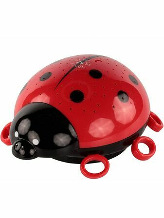 Ansmann Starlight Nightlight - Ladybird
