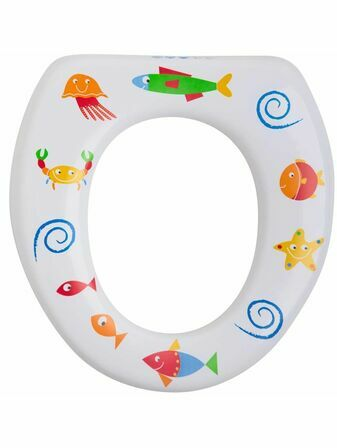 Soft Toilet Seat - Seaworld