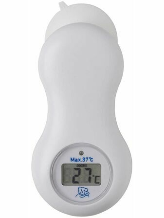 Rotho Babydesign Digital Bath and Room Thermometer