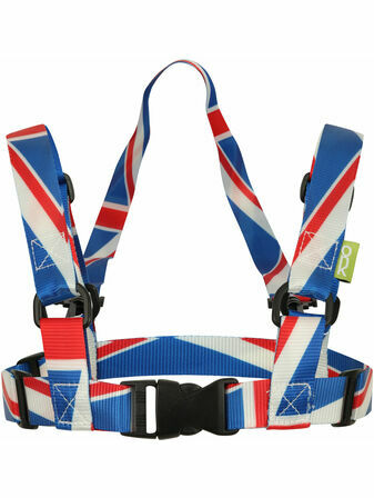 ONK Baby/Toddler Safety Harness & Reins - Choose your Design