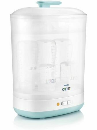 AVENT 2 in 1 Electric Steam Steriliser