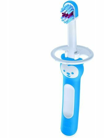 MAM Baby Brush with Safety Shield - Choose your colour