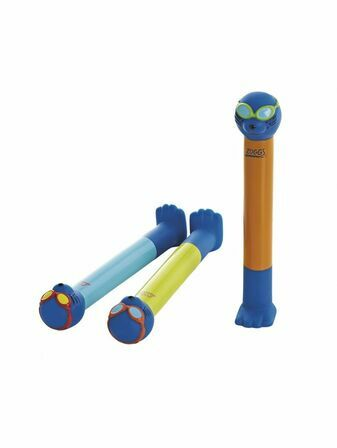 Zoggs Zoggy Dive Sticks - 3 Pack