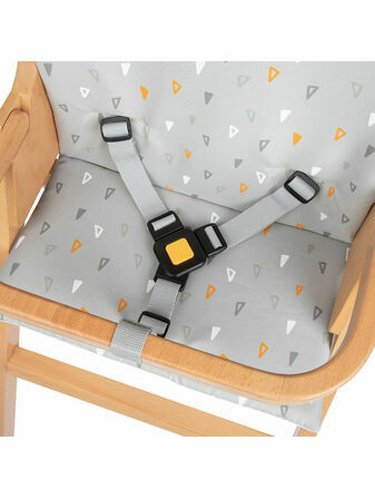 Safety 1st Comfort Cushion for Nordik Basic Wooden Highchair - Choose your design