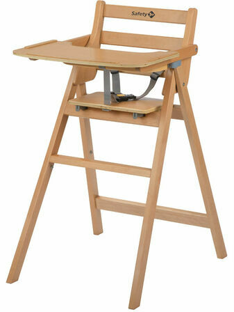 Safety 1st Nordik Basic Wooden Highchair