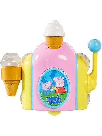 TOMY Peppa Pig Bubble Ice Cream Maker