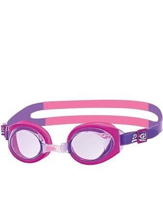 Zoggs Kids Little Ripper Swimming Goggles with Anti-fog - Choose your Design