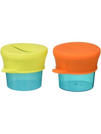 Boon Snug Snack Containers x 2