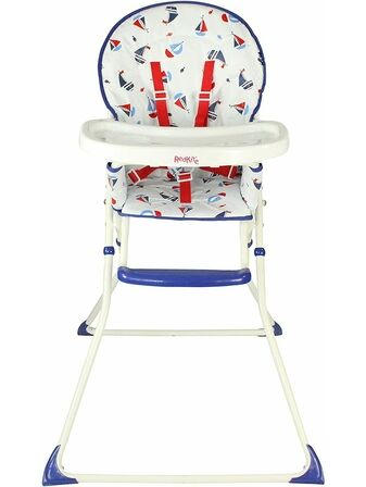 Red Kite Feed Me Compact Folding Highchair - Ship Ahoy