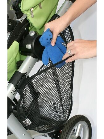Childress Side Sling Cargo Net