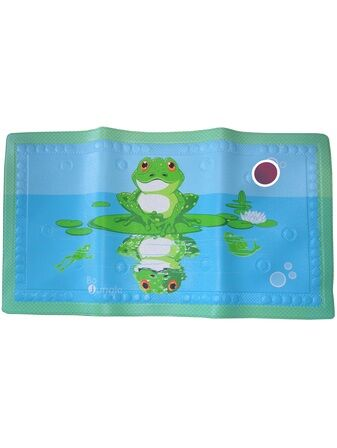 Bojungle Bathmat with Temperature Indicator – Froggy