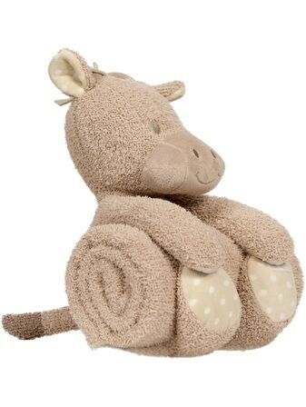 Bojungle B-Plush Toy with Blanket – Senna the Giraffe