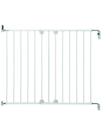 Safety 1st Wall Fix Metal Stairgate White
