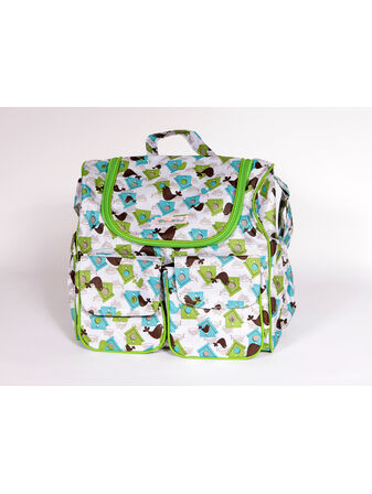 Palm and Pond Baby Nappy Changing Bag - 5 Stylish and Unique Designs