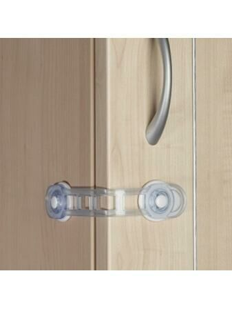 Clippasafe Multi Purpose Self Adhesive Lock