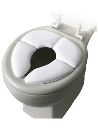 Mommy's Helper Traveller Folding Padded Toilet Seat