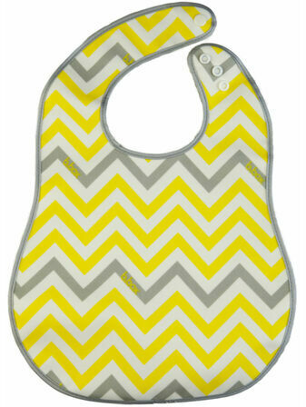 B.Box Essential Baby Bib - Mellow Yellow