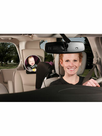 Easy View Baby Car Safety Mirror