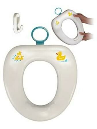 Mommy\'s Helper Contoured Cushie Potty Seat