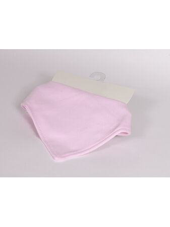 Soft Touch Super Soft Bandana Bibs - Light Pink