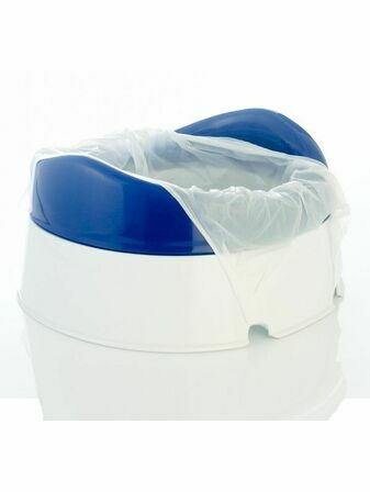 Babyway Compact Travel Potty With 10 Liners