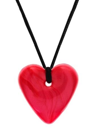 Gumigem - Traditional Heart Necklace - Siren