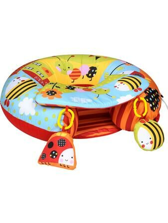 Red Kite Inflatable Sit me Up Garden Gang Baby Play Ring