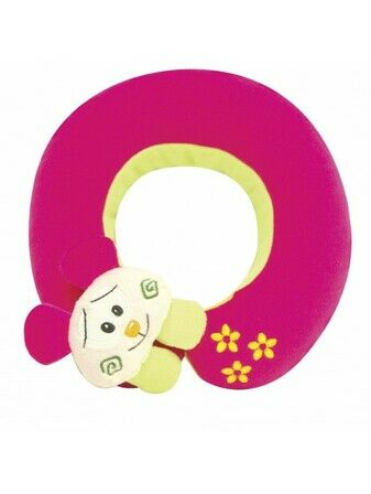 Petite Creations Infant Neck Support Cushion - Mouse