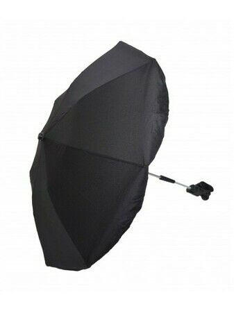Cuddles Collection Stroller Parasol Black