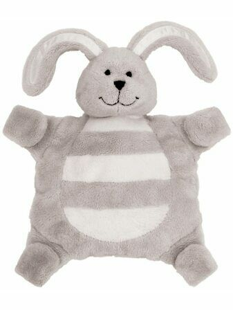 Sleepytot Grey Bunny - Comforter Toy