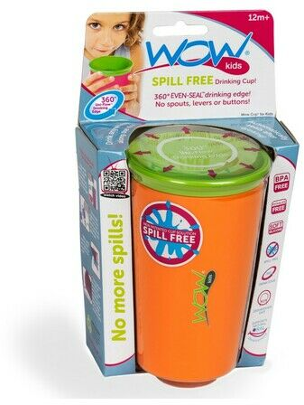 WOW Cup - Orange