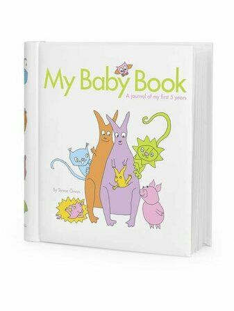 My Baby Book Journal