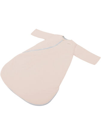Purflo Plain Jersey Cotton Sleepsac 2.5 TOG French Pink - Variety of Sizes