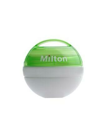 Milton Mini Soother Steriliser - Green