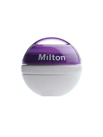 Milton Mini Soother Steriliser - Purple