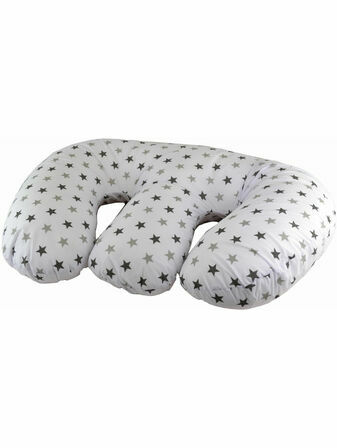 Cuddles Collection Twin Nursing & Support Pillow
