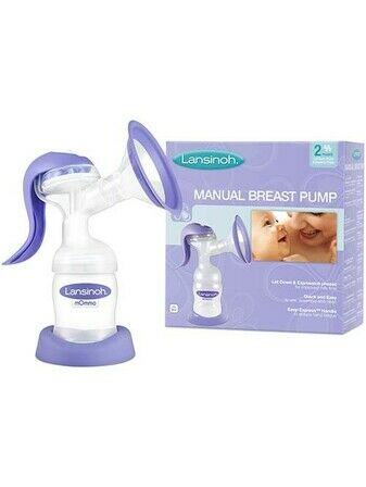 Lasinoh Manual Breast Pump