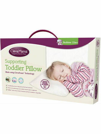 Clevamama Clevafoam Toddler Pillow