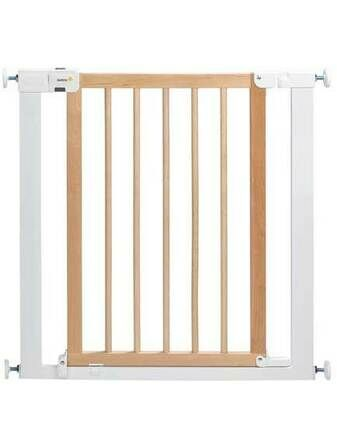Safety 1st Easy Close Wood & Metal Baby Safety Gate