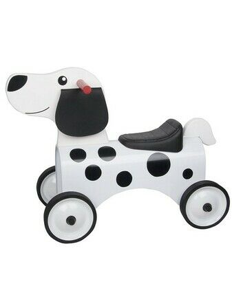 Great Gizmos Ride on Dalmation Dog
