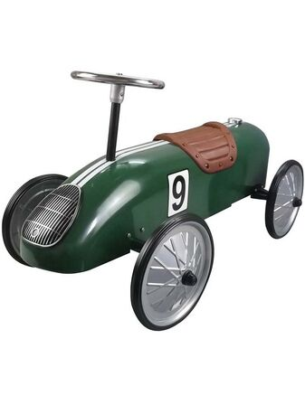 Retro Racer Sit n Ride Car - 