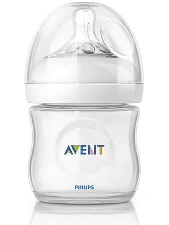Avent Natural Baby Bottle 4oz